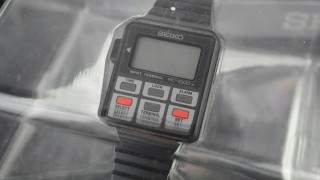 Seiko RC-1000 Wrist Terminal