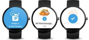 Appie smartwatch app