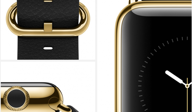 Geen iWatch maar Apple Watch