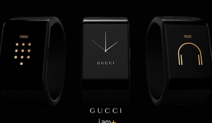 Smartband Will.i.am ft. gucci