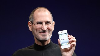 Wie is Steve Jobs