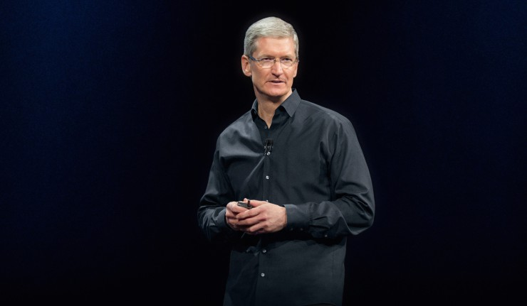 Wie is Tim Cook